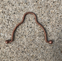 Picture of Rain Chain Upper Link: Copper for #786/232 (5 pack)