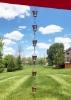 Picture of U-nitt pure Copper Rain Chain: bucket cup 8 - 1/2 ft #8146D